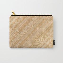 Eucalyptus Wood Carry-All Pouch