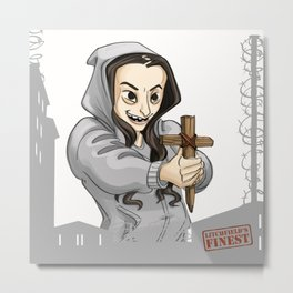 Pennsatucky Tiffany Doggett OITNB Metal Print