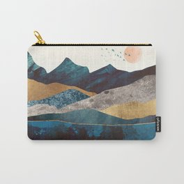 Blue Mountain Reflection Carry-All Pouch