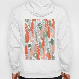 Floral Cactus Hoody