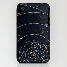 Solar system iPhone (3g, 3gs) Slim Case