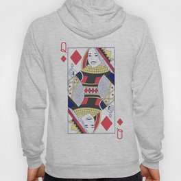 Ariadne Queen of Dreams and Diamonds Hoody