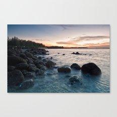 Giant Stones Canvas Print