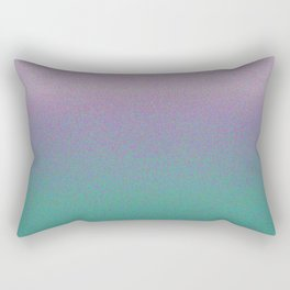 Re-Created Color Field No. 10 by Robert S. Lee Rectangular Pillow