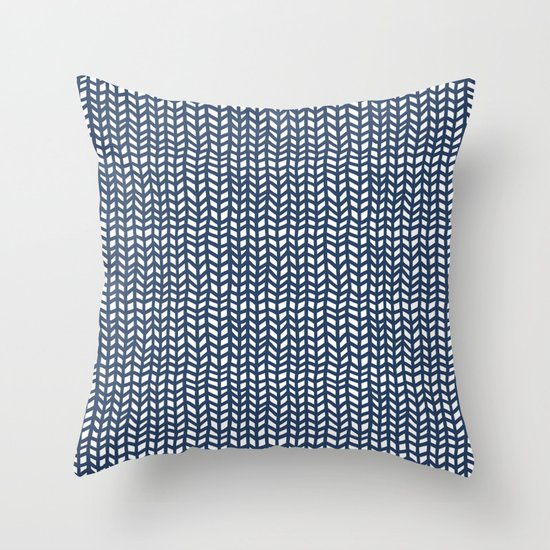 Chevrons Throw Pillow