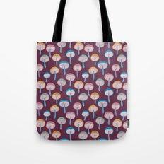 Pattern Project #41 / Mushrooms Tote Bag