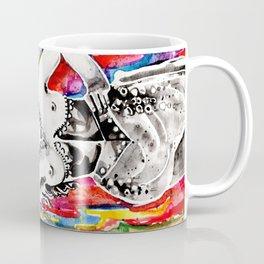 Rainbow Warrior Coffee Mug