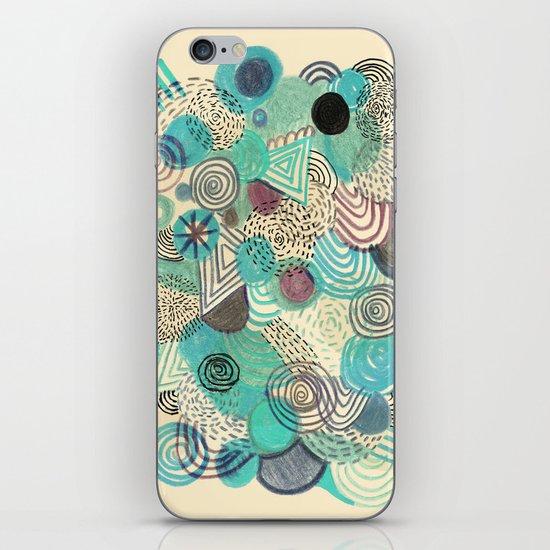 Dream come true iPhone & iPod Skin