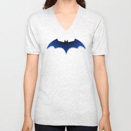 The Bat Unisex V-Neck