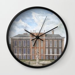 KENSINGTON PALACE 2013 Wall Clock