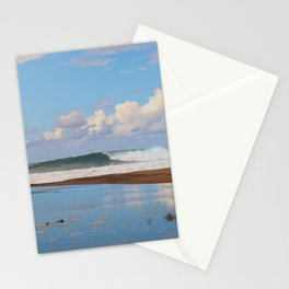Blue Palette Colors Stationery Cards