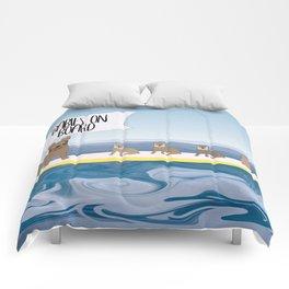Babies On Board Comforters