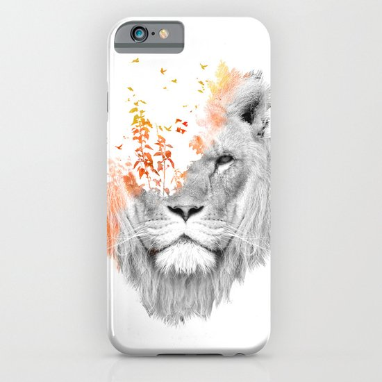 If I roar (The King Lion) iPhone & iPod Case