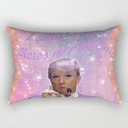 Trump and His Dick Rectangular Pillow