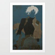 Jyu-Oh-Sei Art Print