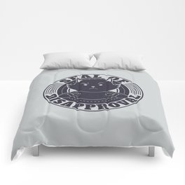 Seal of Disapproval Comforters
