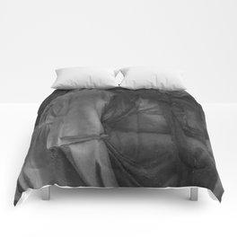 sad angel Comforters