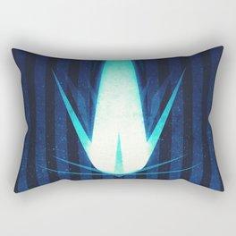 Sol System - Halley's Comet Rectangular Pillow