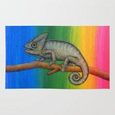 Chameleon (2) Rug