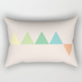 Oddball Rectangular Pillow