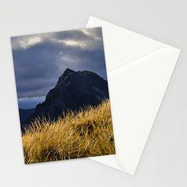 Boca De La Pesca At Windy Sunset. 1.518 Meters Stationery Cards