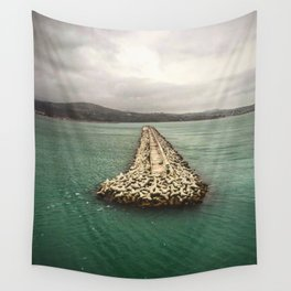 A Dream of Greece Wall Tapestry