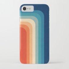 Retro 70s Color Palette III iPhone 7 Slim Case