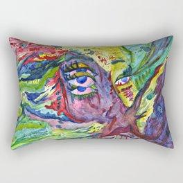 Trippin Out Rectangular Pillow