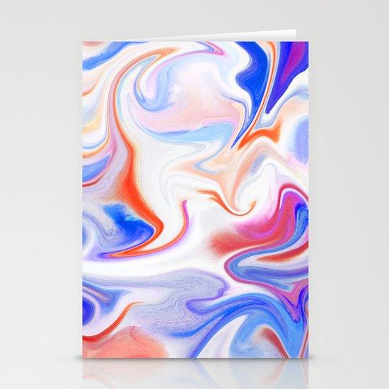 Liquid 1 Stationery Cards