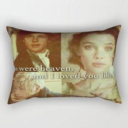 Will, Jem and Tessa Rectangular Pillow