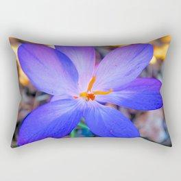 Springtime Flowers Rectangular Pillow