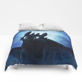 Toothless Comforters