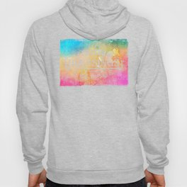 Easter Blessings Color Design Holiday Gift Cute Women Men Hoody