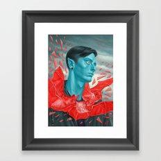 Someday Framed Art Print