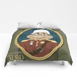 Colonel Toad, Adventurer Comforters