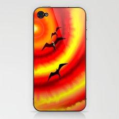 Frigatebirds Sunward Bound iPhone & iPod Skin
