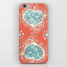 Nordic Heart iPhone & iPod Skin