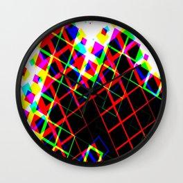 rX Wall Clock