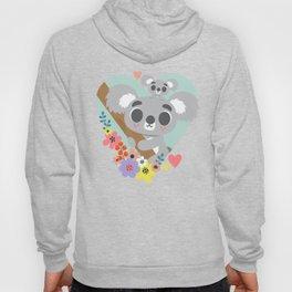 Koala Bear Love / Cute Animal Hoody