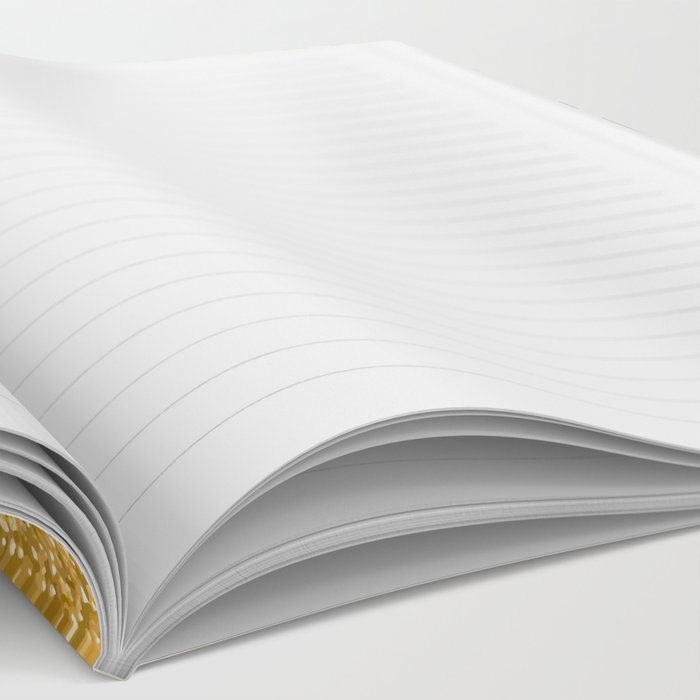 Gold Classy as fuck Notebook