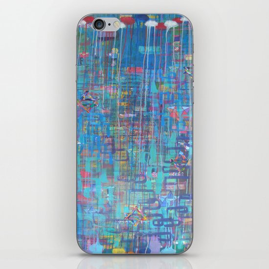 The Ocean iPhone & iPod Skin