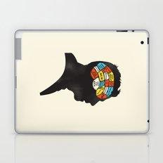 Shaun Phrenology Laptop & iPad Skin