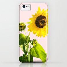 Sun Flower    #society6 #decor #buyart Slim Case iPhone 5c