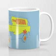 The Mystery Machine Mug