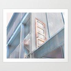 The Door to the Other Side- Vacancy Zine Art Print
