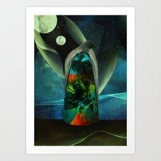 Dreamscape Art Print