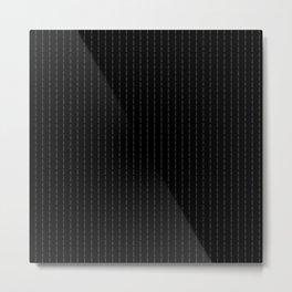 Fuck You - Pin Stripe - conor mcgregor Metal Print