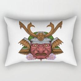 Redskin Samurai  Rectangular Pillow
