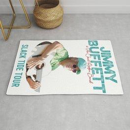 JIMMY BUFFETT - SLACK TIDE TOUR 2020 Rug