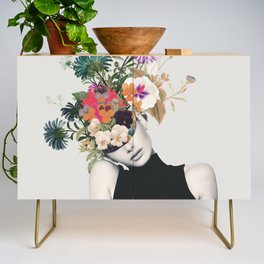 Floral beauty Credenza
